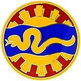 116th Cavalry Brigade CSIB - Combat Service Identification Badge