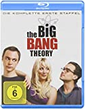The Big Bang Theory - Die komplette erste Staffel [Blu-ray]