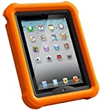 LifeProof 1136 LifeJacket for Apple iPad (1st Generation) - Orange - Retail Packaging