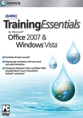 Learn2 Essentials - Training For Vista & Office 2007