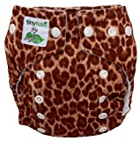 Tiny Tush Elite Mini Pocket Diapers, Snap Wildside