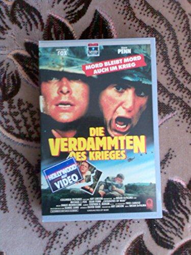 Die Verdammten des Krieges [VHS]