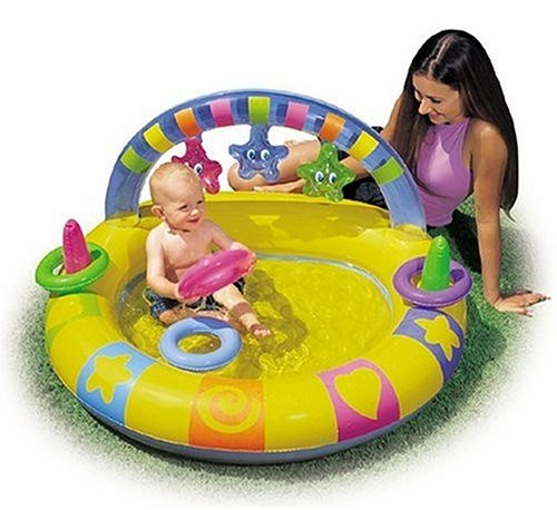 Rainbow Baby Pool