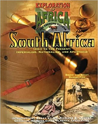 South Africa (Eoa) (Exploration of Africa; The Emerging Nations) written by Bruce Fish