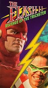 Flash II: Revenge of the Trickster [VHS]