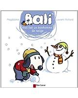 Bali, Tome 22 : Bali fait un bonhomme de neige