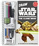 Cover of How to Draw Star Wars by The Editors of Klutz 1591746981