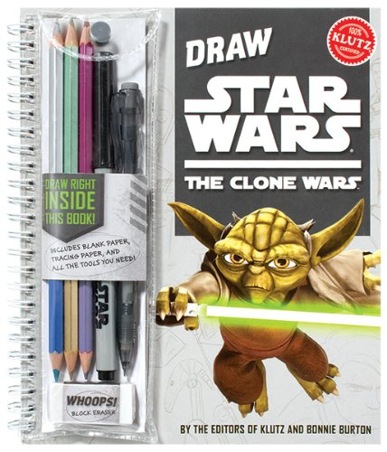 How to Draw Star Wars: The Clone Wars (Klutz)
