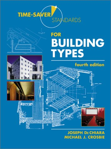 Time-Saver Standards For Building Types front-61544