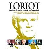 """Loriot - Gesammelte Werke (7 DVDs)von """"Vicco B�low"""""""