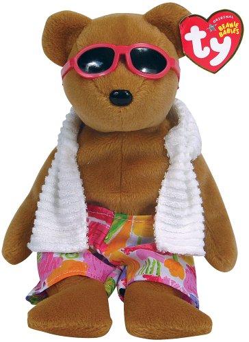 Ty Beanie baby Miami boy in swimtrunks - 1