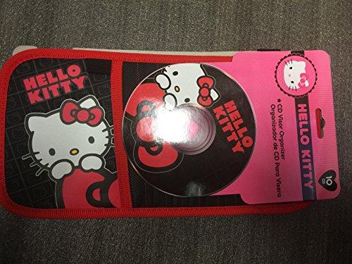 Hello Kitty 10 CD Visor Organizer (Hello Kitty Cd Car compare prices)