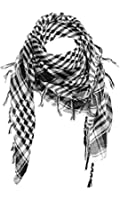 Military Style Cotton Desert Scarf for Men & Women
