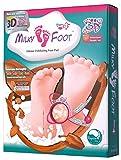 Milky Foot - 3D Exfoliating Foot Pad Super 4, 1er Pack (1 x...