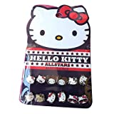 Loungefly Hello Kitty Sanrio All Stars Earring Pack