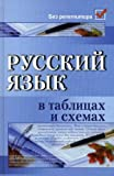 img - for Russian language in the tables and diagrams / Russkiy yazyk v tablitsakh i skhemakh book / textbook / text book