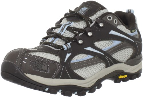 North Face Hedgehog GTX XCR III Womens Size 8 Brown Trail Running Shoes