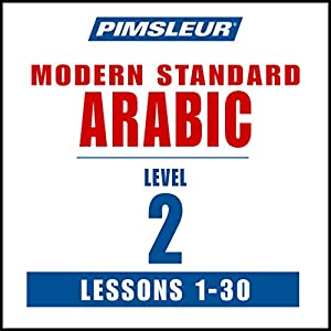 Arabic (Modern Standard) Level 2 Speech