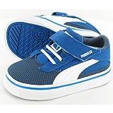 PUMA MAEKO S V 3530950001 Unisex-child Sports Shoe