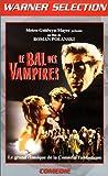 echange, troc Le Bal des vampires [VHS]
