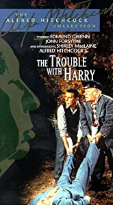 The Trouble With Harry [VHS]