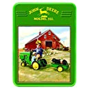 MasterPieces Puzzle Company John Deere Tractor Ride Collectible Jigsaw Puzzle Tin (1000-Piece)