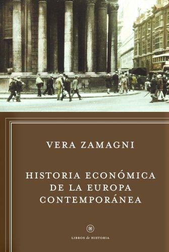 HISTORIA ECONOMICA DE LA EUROPA CONTEMPORANEA
