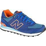 ニューバランス New Balance 574 Woven Pack Shoe - Men's Blue Orange アウトドア メンズ 男性用 靴 シューズ ブーツ Boots & Shoes 並行輸入