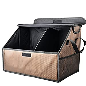 Collapsible Car Boot Storage Trunk Organiser for Home, Touring ...