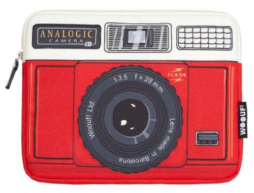 PCケース/バッグ(13インチ用) 【Analogic(27x36cm)】WOOUF!BARCELONA(ウーフ バルセロナ)2012-13AW新作※送料無料※MacBook Pro/Air(13インチ)対応