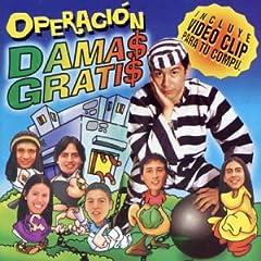 Tapa del disco: Operación Damas Gratis