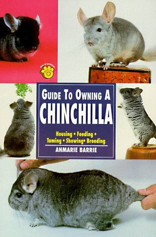 Guide to Owning a Chinchilla, ANMARIE BARRIE