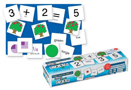Smethport Pocket Chart Card Set Early Math Skills