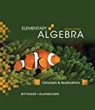 img - for Elementary Algebra: Concepts and Applications (8th Edition) book / textbook / text book