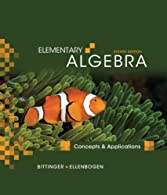 Elementary Algebra by Bittinger