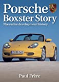 img - for Porsche Boxster Story: The Entire Development History book / textbook / text book