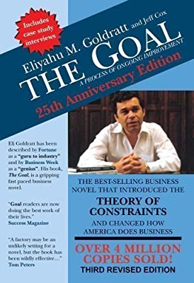 By Goldratt, Eliyahu M.; Cox, Jeff The Goal Third Revised, 25th Edition Paperback