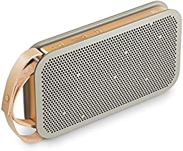 B&O PLAY by BANG & OLUFSEN - BeoPlay A2 Portable Bluetooth Speaker, Grey (1290935)