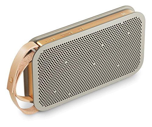 B&O PLAY by Bang & Olufsen Beoplay A2 Portable Bluetooth Speaker (Gray)