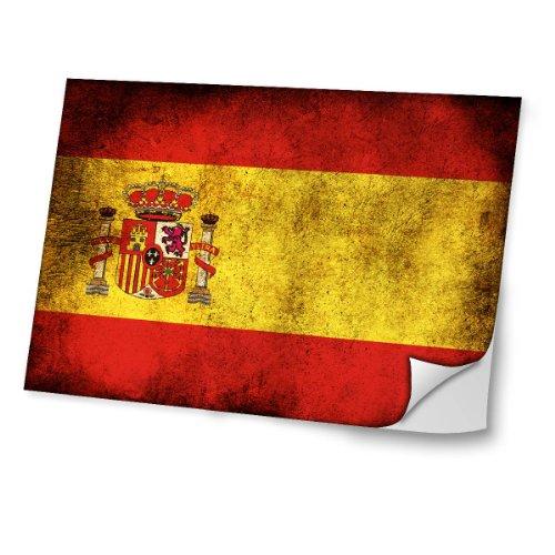 banderas-espana-1-diseno-mejor-pegatina-de-vinilo-protector-con-efecto-cuero-extraible-adhesivo-stic