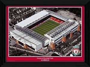 Gb Eye Ltd Liverpool Fc Anfield Framed Photograph 16x12
