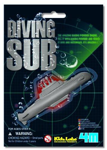 4M Diving Submarine front-190416