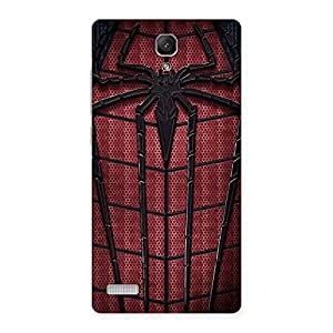 Gorgeous Cloths and Log Back Case Cover for Redmi Note 4