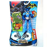 Cyclone Kick Batman Power Attack Deluxe Action Figure