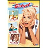 The Complete Gidget Collection (Gidget / Gidget Goes Hawaiian / Gidget Goes to Rome) ~ Sandra Dee