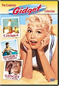 Gidget (1959) / Gidget Goes Hawaiian / Gidget Goes to Rome - Set [Import]