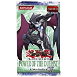 Yu-Gi-Oh Power of Duelist Booster Trading Cards (1 pack)