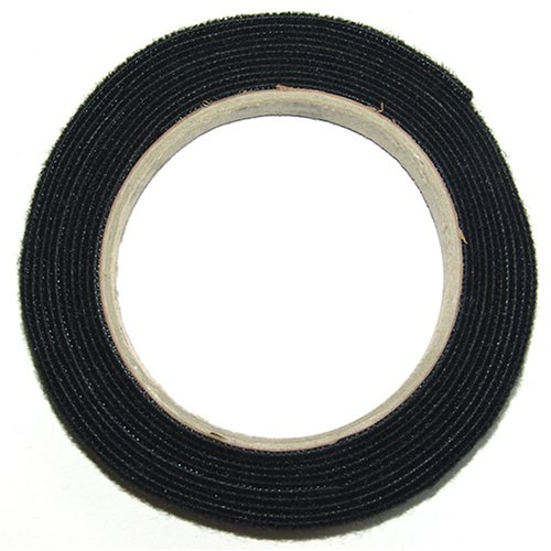 Fastwrap FW.1/2X10 1/2-Inch wide x 10 Roll hook and loop Velcro material
