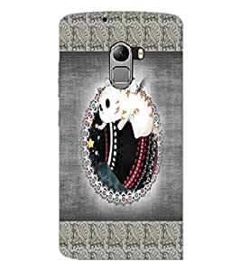 PrintDhaba Cartoon D-4072 Back Case Cover for LENOVO VIBE X3 LITE (Multi-Coloured)