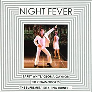 Various Night Fever (Tw.Re-Recorded)